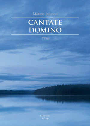 Cantate Domino TTBB Not